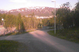 Tromsøya, June 2009