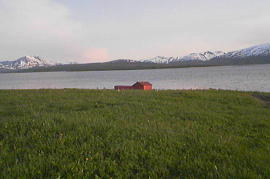 West Tromsø in June