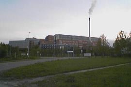 regional hospital, Tromsø