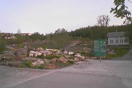 botanic garden, Tromsø