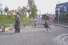 Parkgata & Kirkegårdsvegen, Tromsø