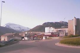 West Tromsø in June (Hansjordnesgata & Otto Sverdrups gate & Skippergata)