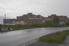 Hospital, Hansine Hansens veg, Tromsø